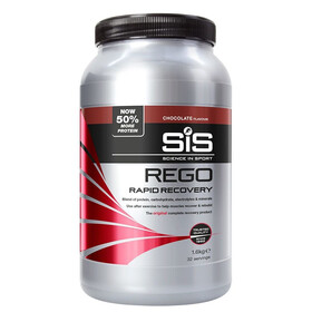 SiS Rego Rapid Recovery Tin Chocolate Orange 1,6kg